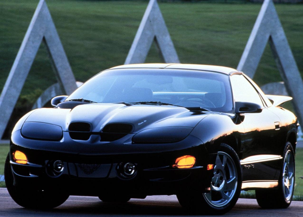 Autos descontinuados Pontiac Firebird