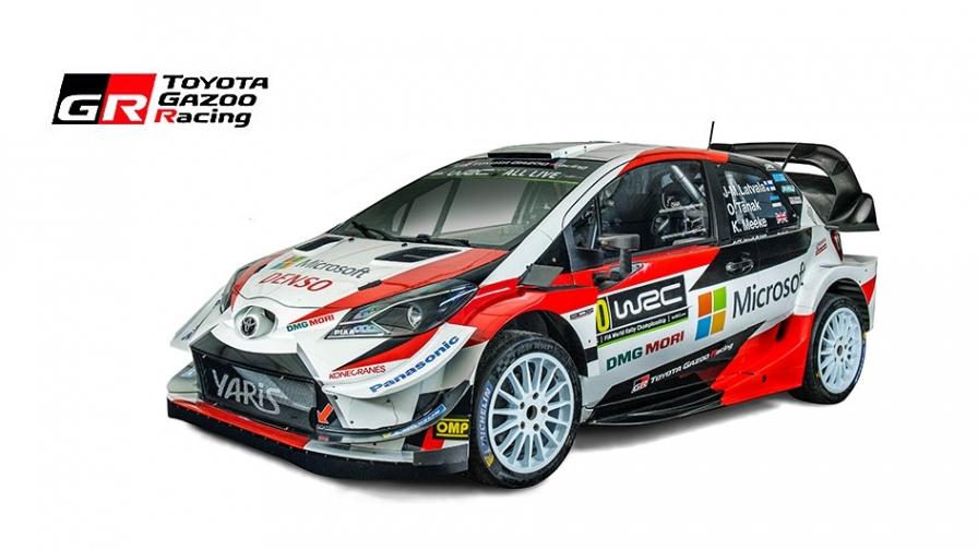 El Toyota Yaris GR 2020 es el sucesor del modelo campeón en el WRC de esta temporada