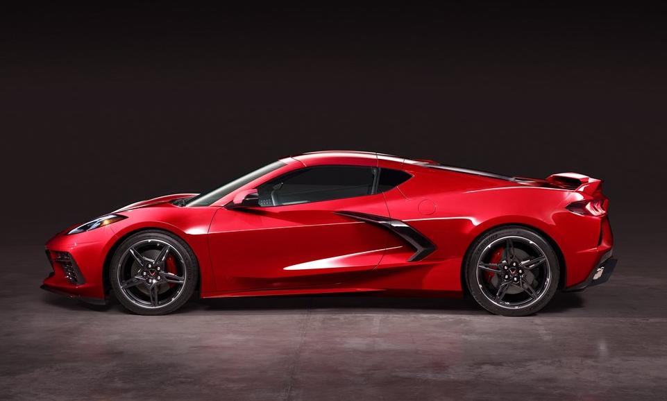 El Chevrolet Corvette Stingray 2020 se convertirá en el más veloz de la historia del emblemático modelo