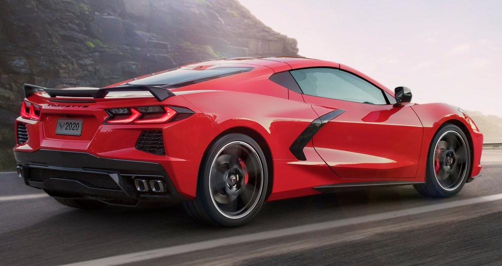 El Chevrolet Corvette Stingray 2020 logrará superar la prueba del 0 a 100 km/h en 3 segundos