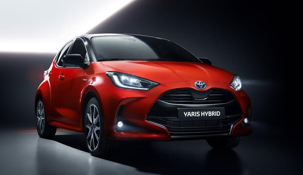 El Toyota Yaris convencional estrenó una versión híbrida, además de sus variantes con motor 3 cilindros de 1.0 y 1.5 litros