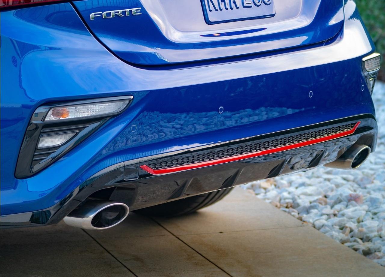 Kia Forte GT Sedan 2020 resena ventajas desventajas