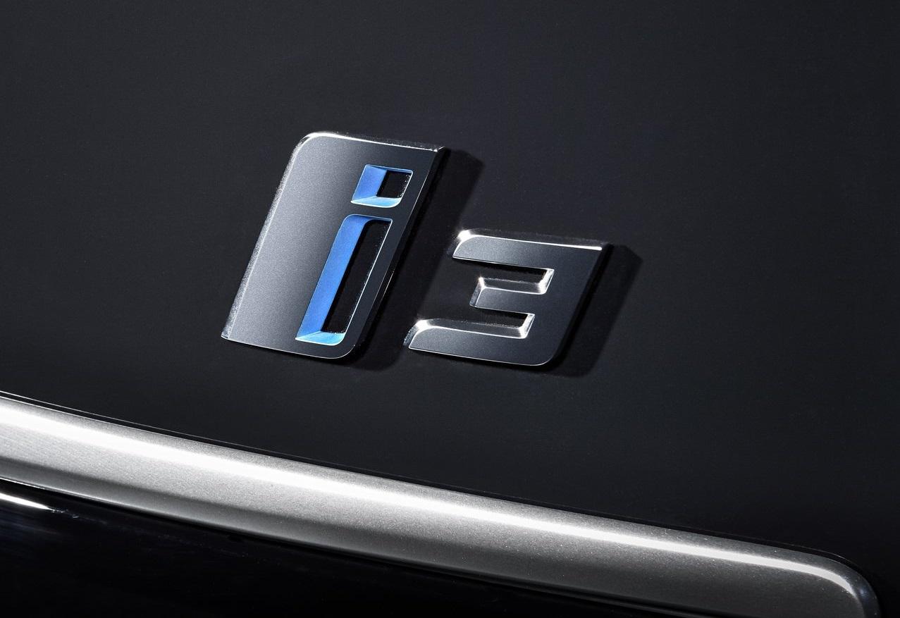 BMW i3 emblema