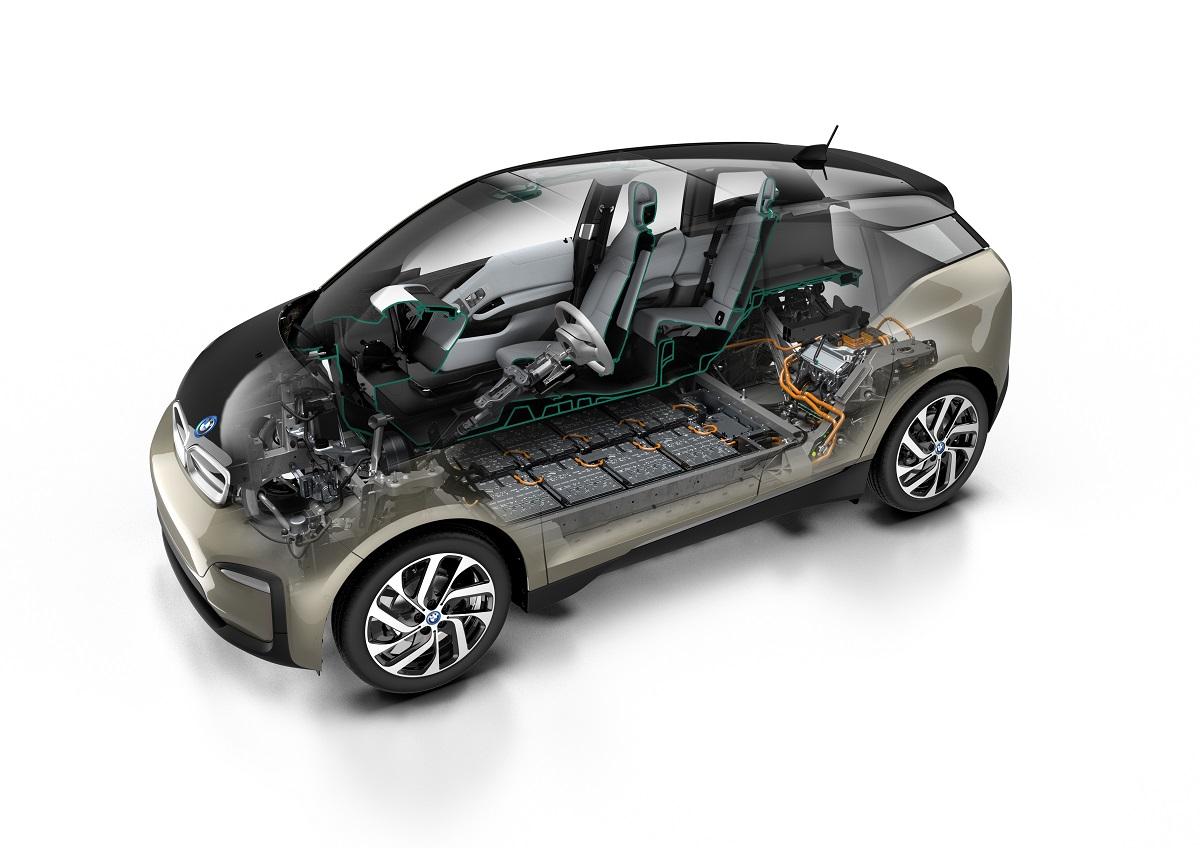 BMW i3 carga bidireccional