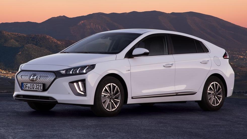 El Hyundai Ioniq quedó detrás del representante de Tesla tras el proceso de restyling