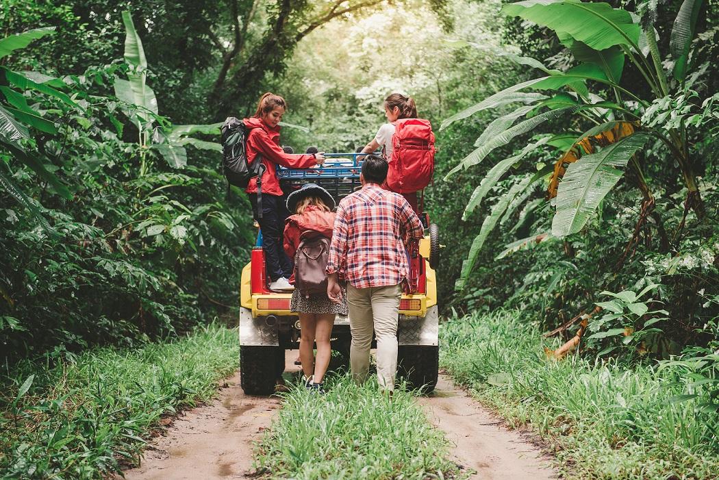 Elige a los mejores compañeros de viaje
