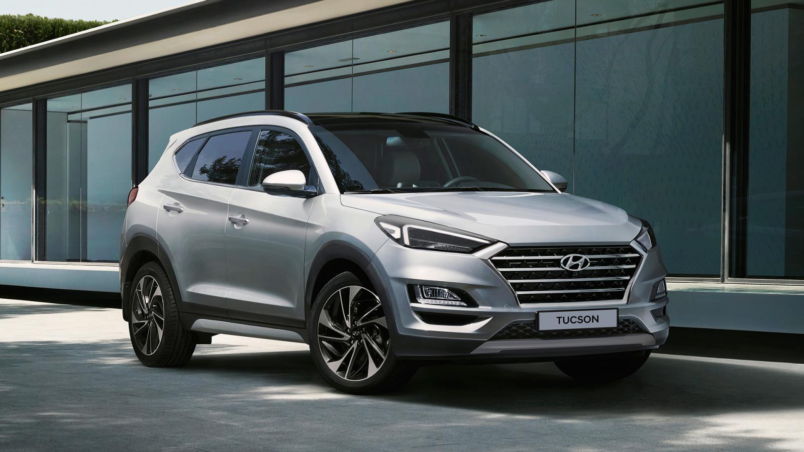 El diseño de la Hyundai Tucson 2020 precio en México no cae en ninguna extravagancia estética
