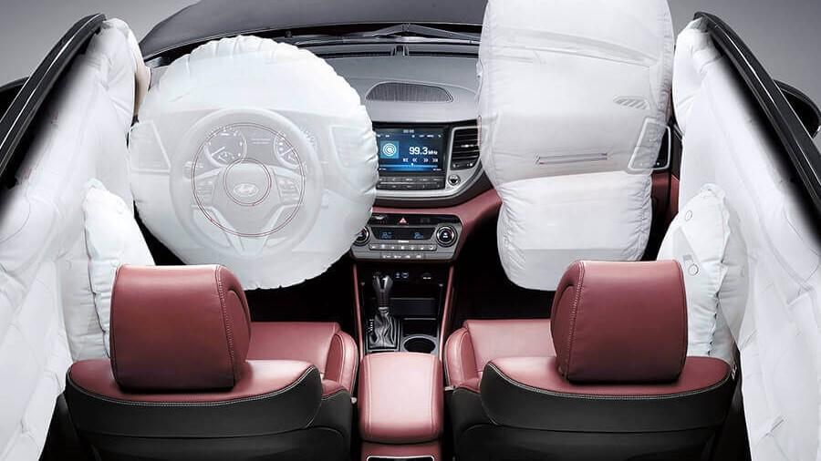 La Hyundai Tucson 2020 precio en México lleva un paquete de seguridad muy completo