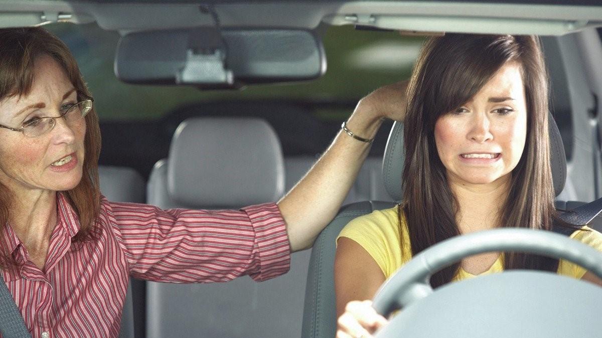 La amaxofobia puede provocar que el conductor se paralice por completo