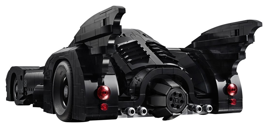 El Batimóvil Lego saldrá en el Black Friday