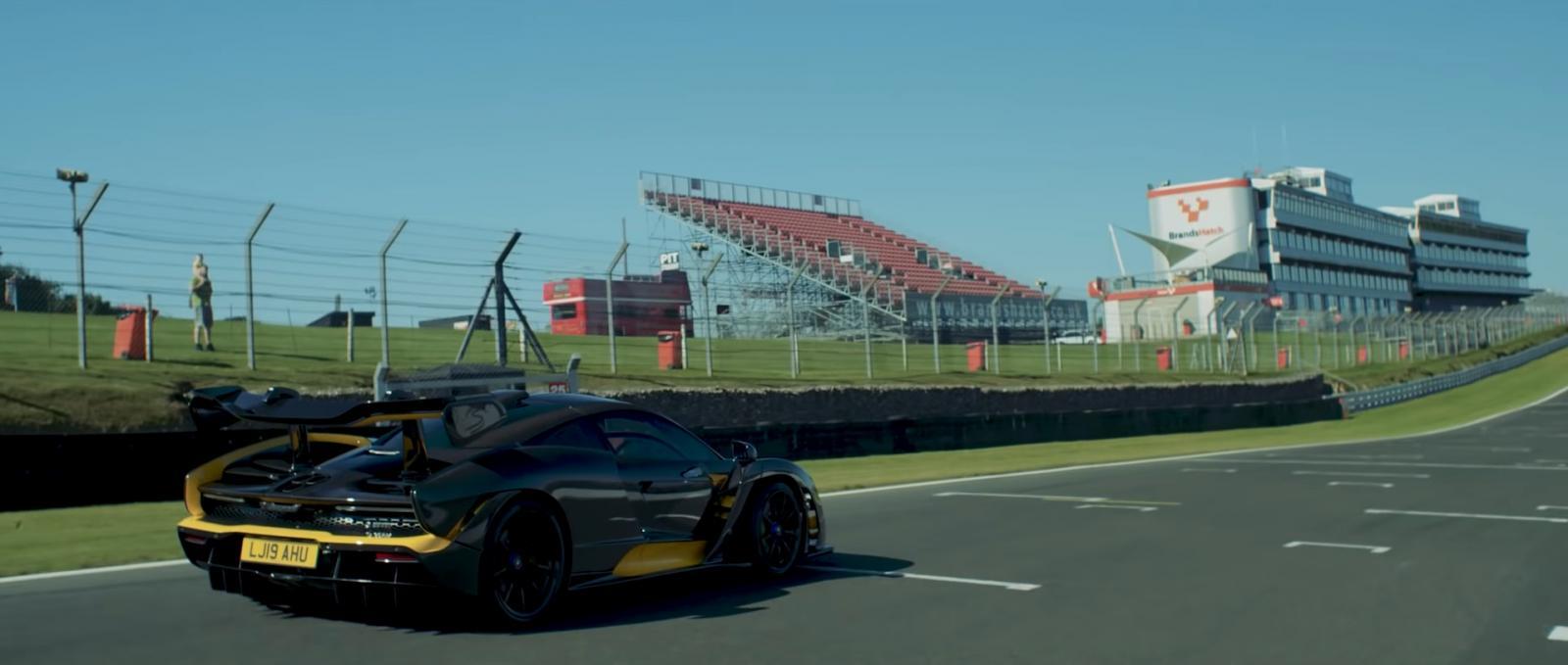 McLaren Senna de Gordon Ramsay