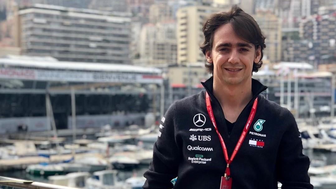 El piloto mexicano llegó a competir en la Fórmula 1