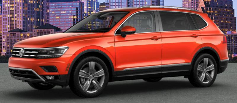 Volkswagen Tiguan Highline 2020 resena ventajas desventajas