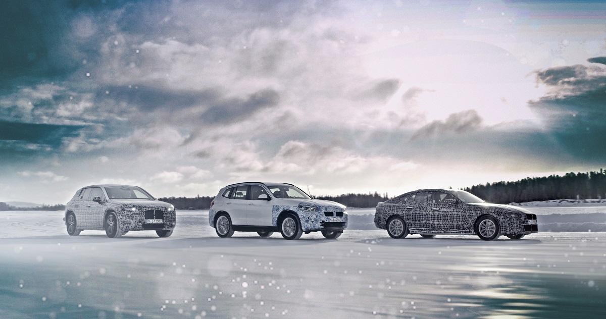 BMW eléctricos