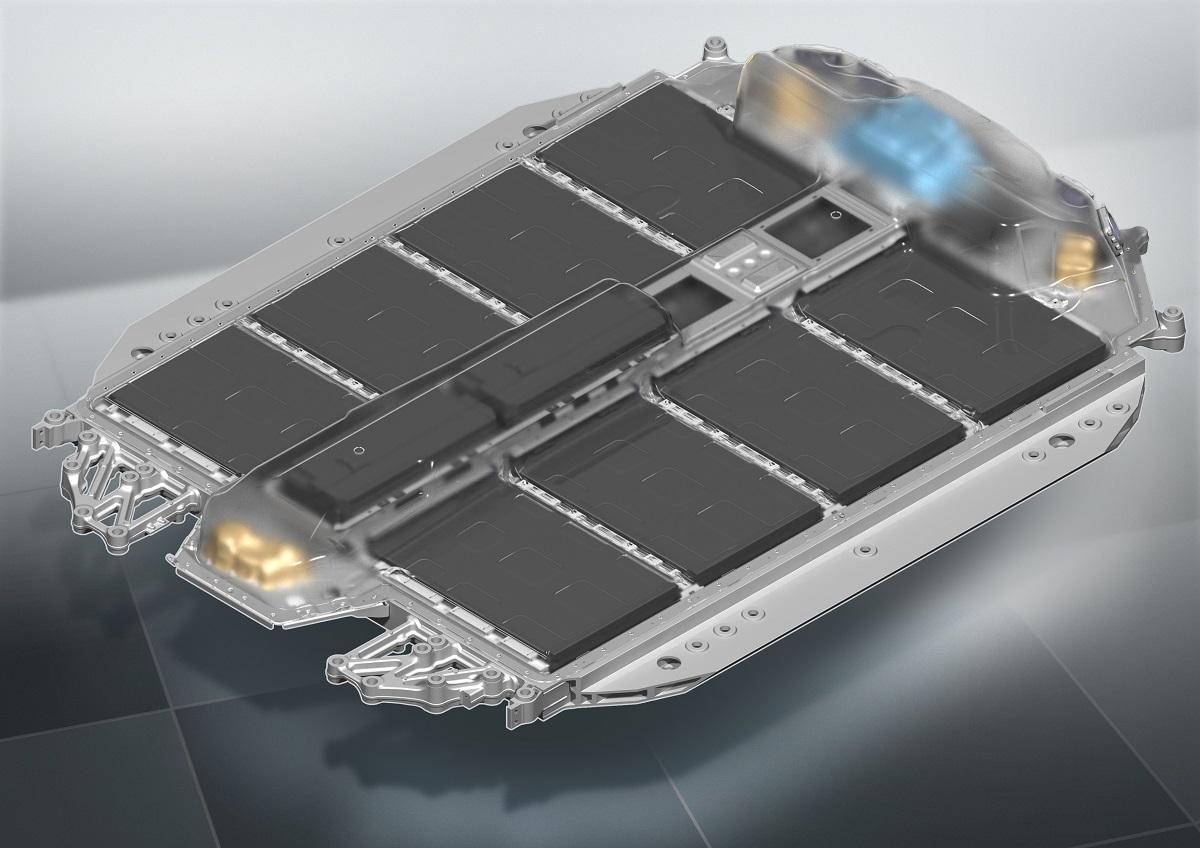 Batería BMW i4