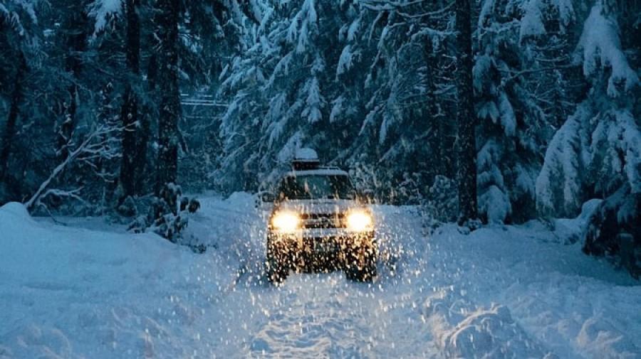 La conducción en invierno obligar a tomar ciertas precauciones para no sufrir altercados