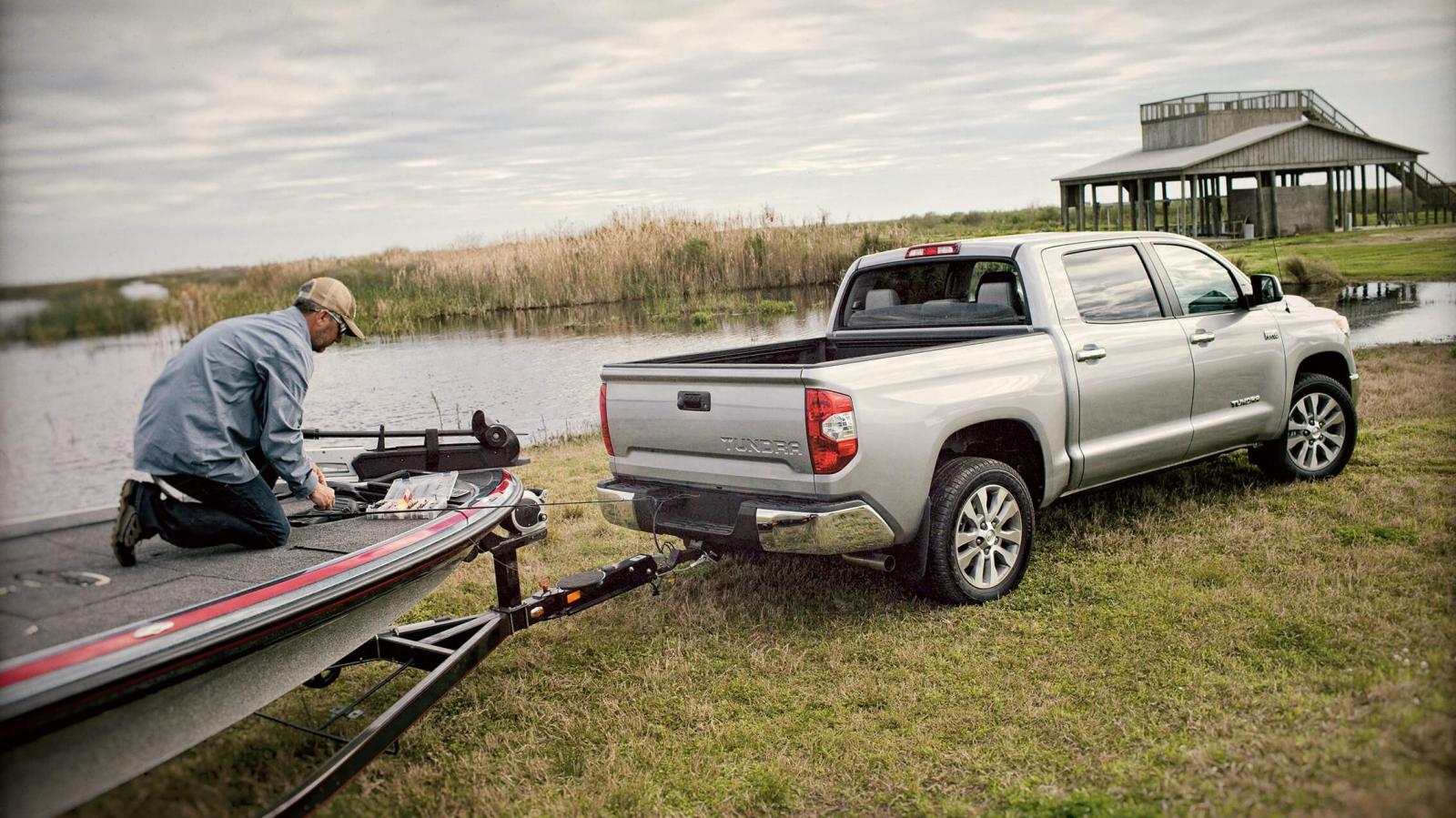 La Toyota Tundra 1794 2020 está orientada al uso rudo
