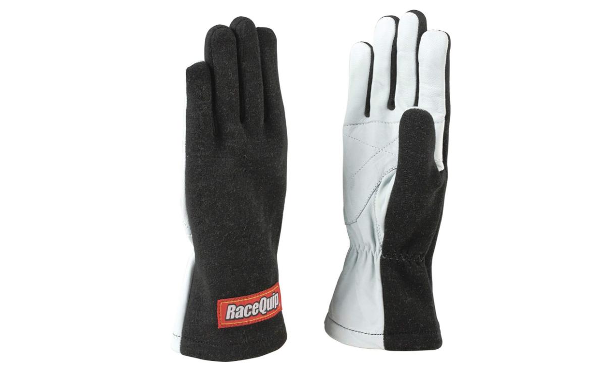 Los guantes especiales para el trabajo y la conducción