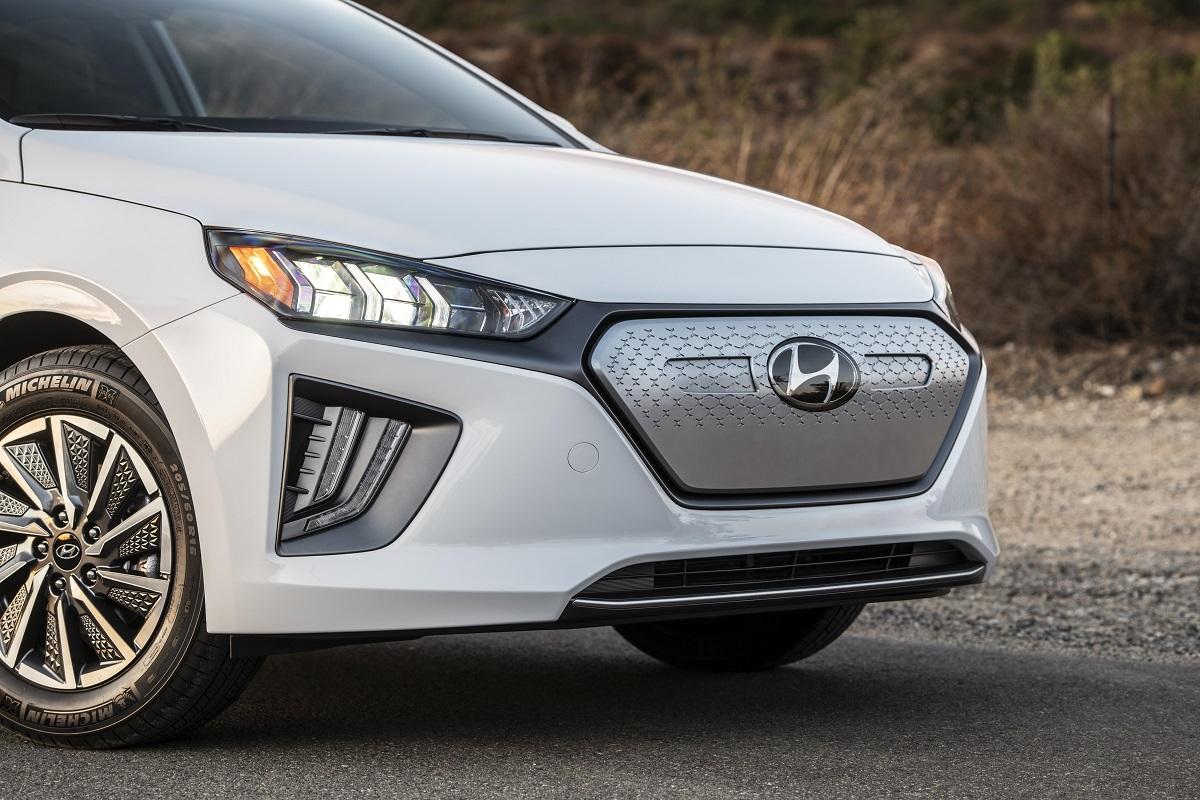 Hyundai ioniq 2020 frontal