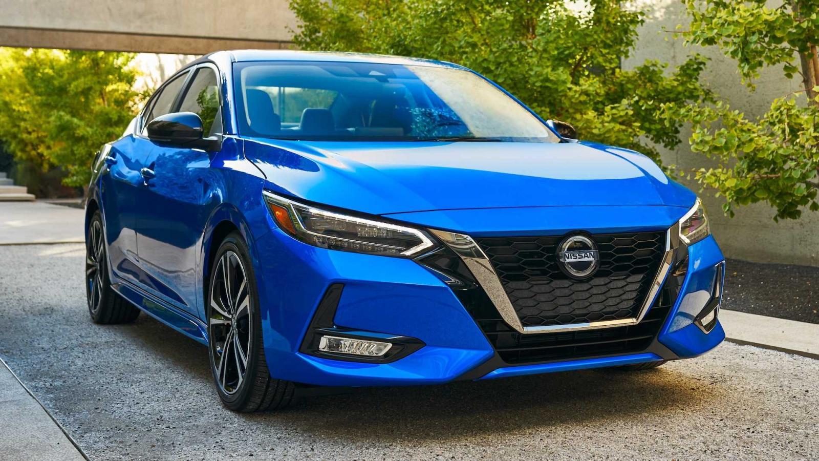 El Nissan Sentra 2020 presume un diseño más agresivo y moderno