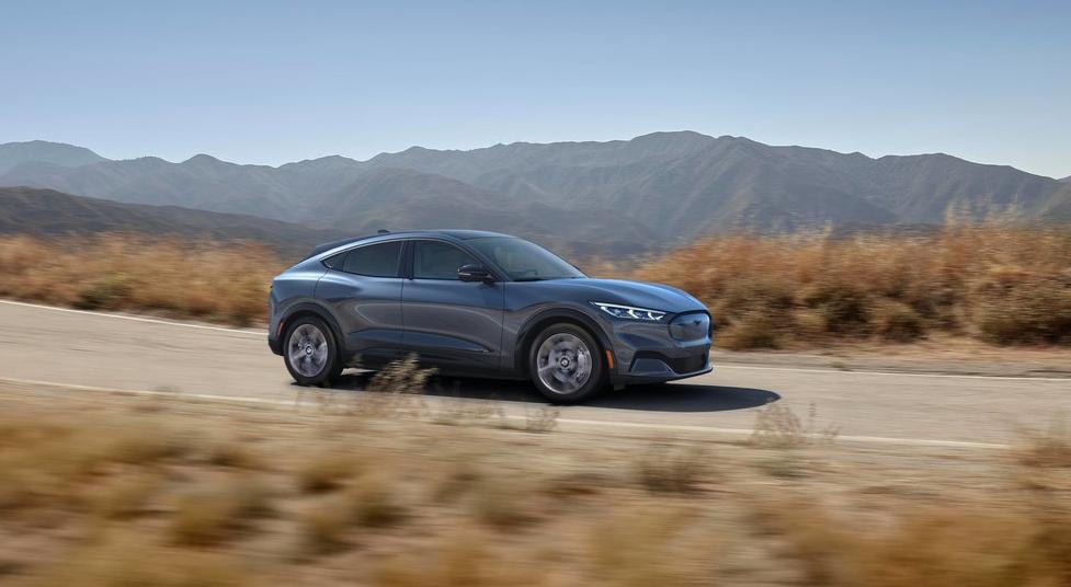 La Ford Mustang Mach-E será una rival directa de la Tesla Model Y