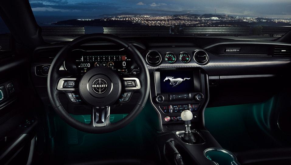 El Ford Mustang 2020 precio en México lleva un paquete tecnológico de primer nivel