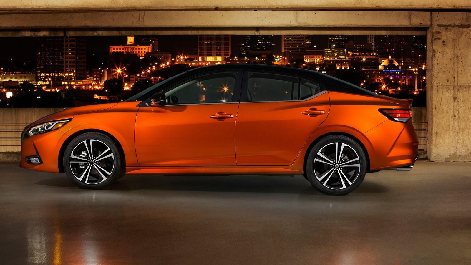 El Nissan Sentra 2020 SR es la versión más completa y capaz
