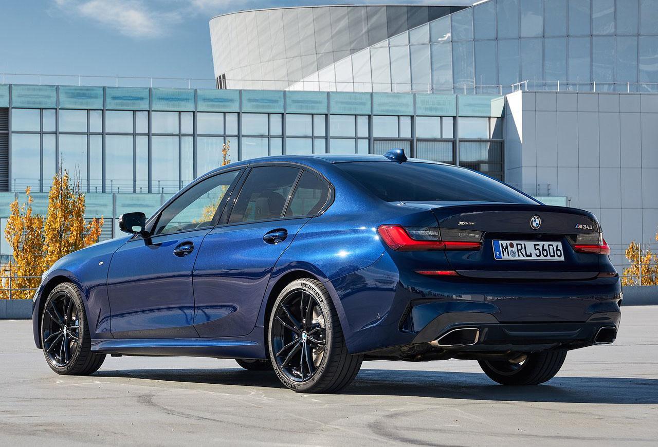 El BMW Serie 3 tendrá opción híbrida enchufable en México