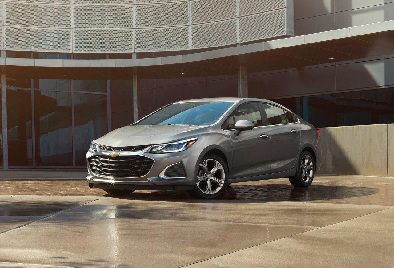 El Chevrolet Cruze ya no está en el catálogo de Estados Unidos
