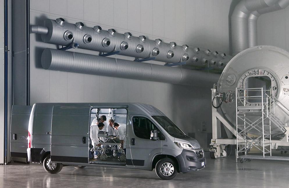 FIAT Ducato Cargo Van 2020 15 m3 resena ventajas desventajas