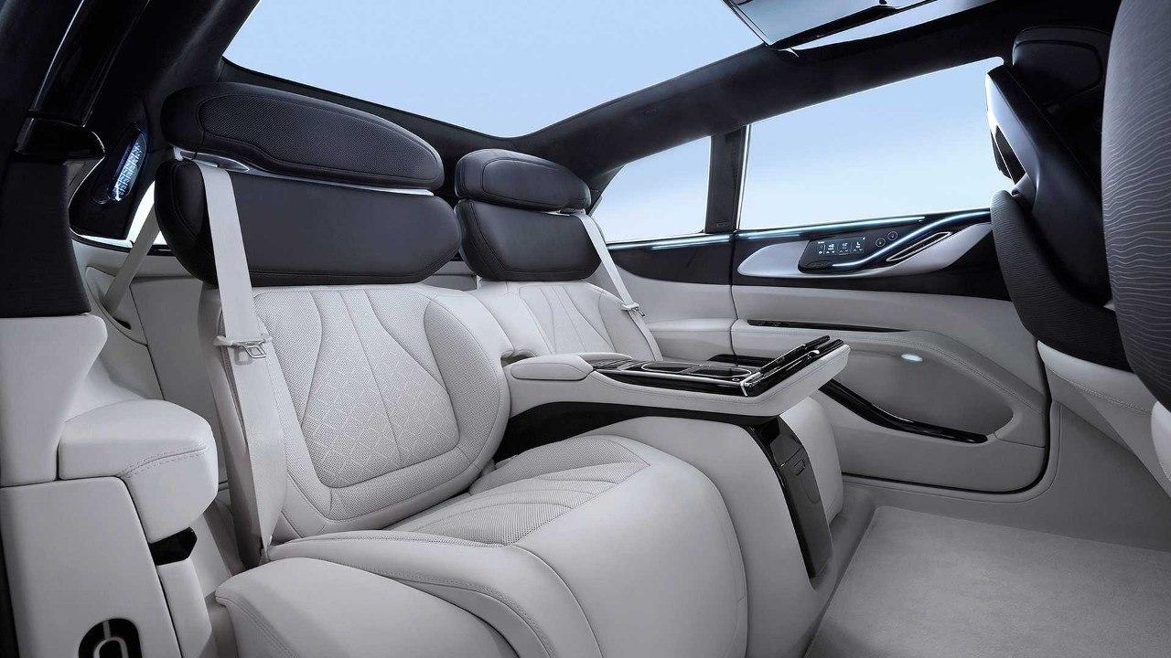 Los pasajeros del Future Faraday FF91 disfrutarán de una experiencia personalizada gracias a varias tecnologías
