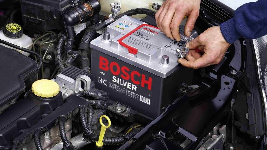 Mantenimiento de baterias para auto