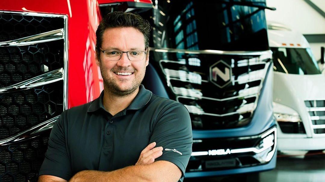 Trevor Milton, CEO de Nikola Motor, considera que su tecnología revolucionará la movilidad eléctrica