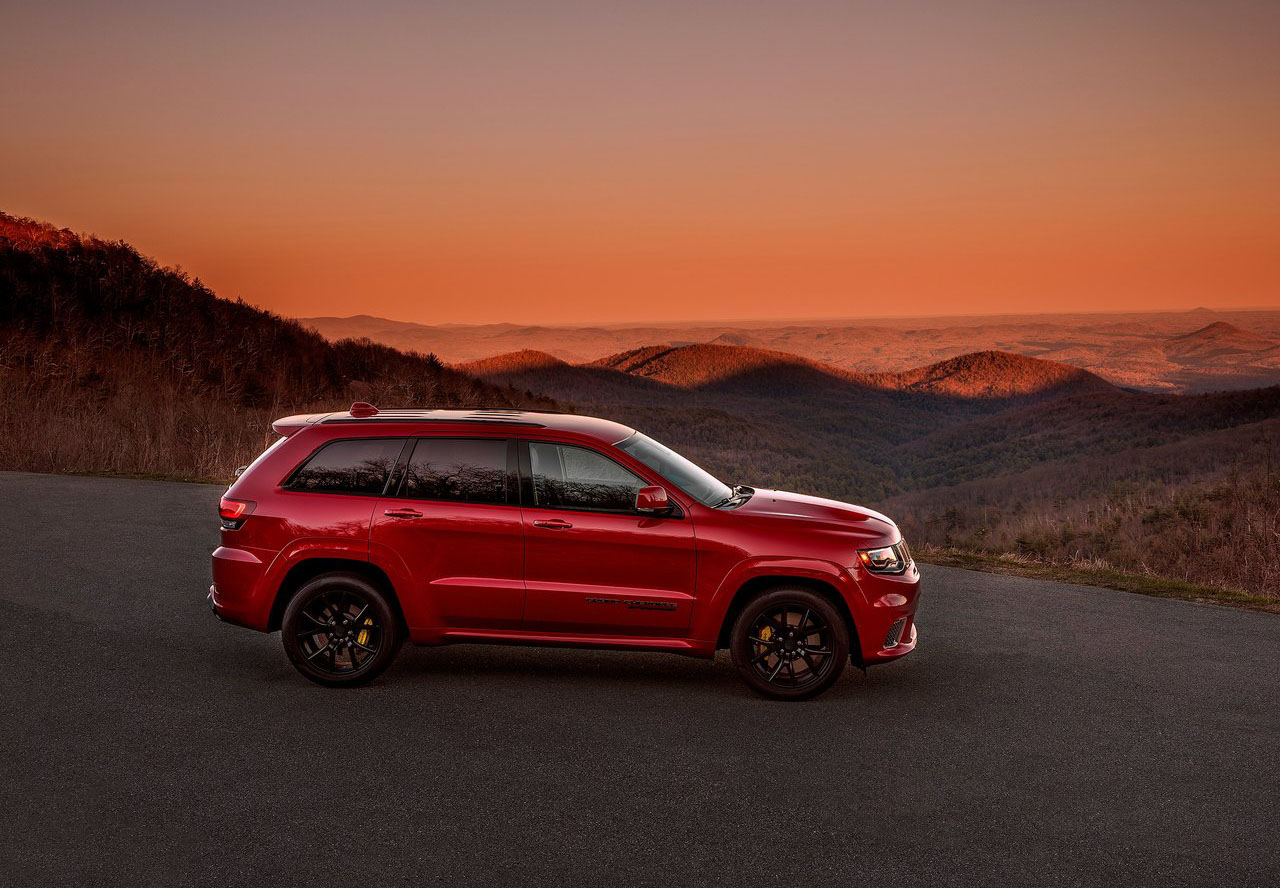 La Jeep Grand Cherokee 2020 precio en México ya no tiene versión blindada en México
