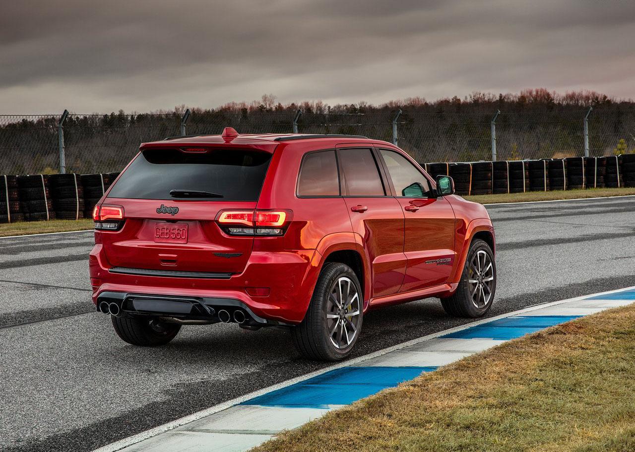La Jeep Grand Cherokee 2020 precio en México tiene un diseño limpio y sobrio