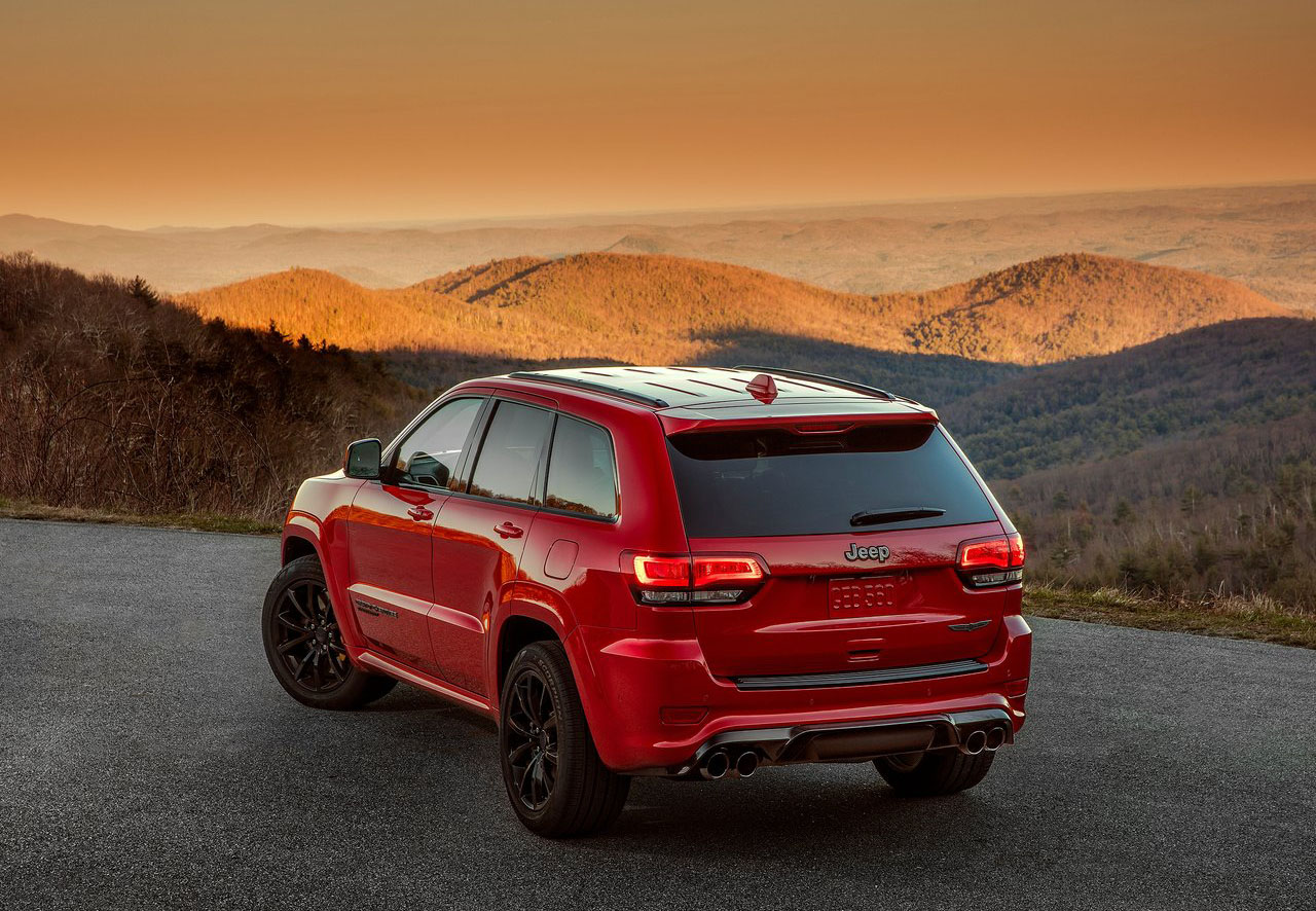 La Jeep Grand Cherokee 2020 precio en México tiene cuatro opciones de motor