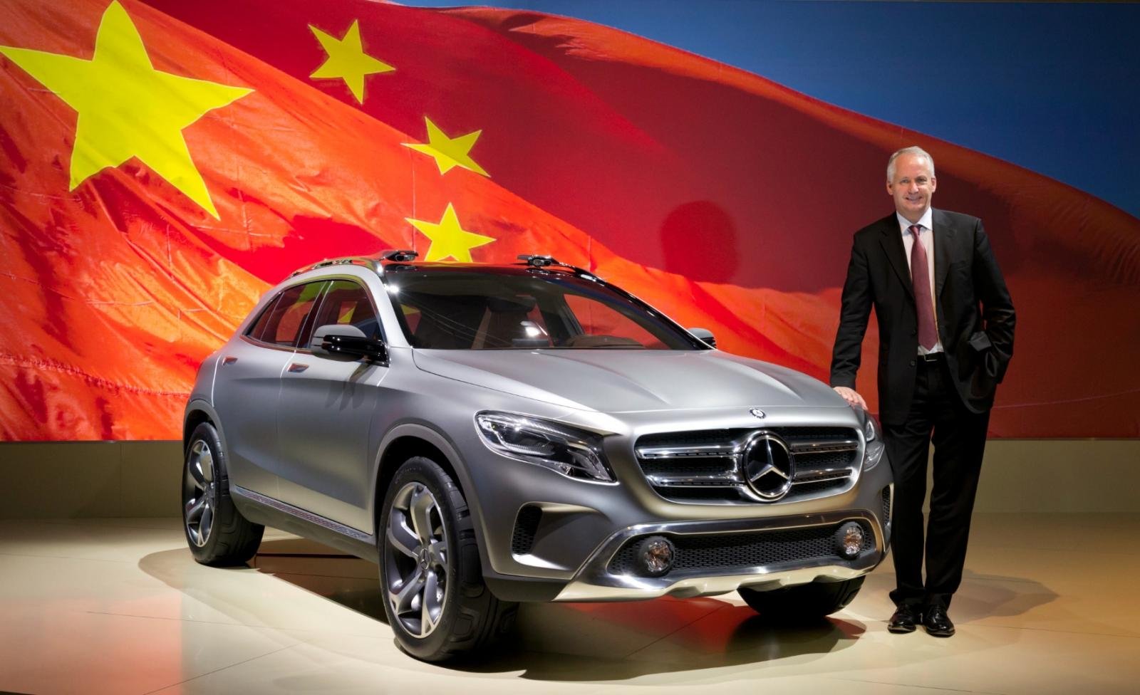 Mercedes Beijing Automotive