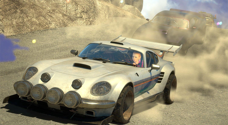 Fast & Furious:Spy Racers