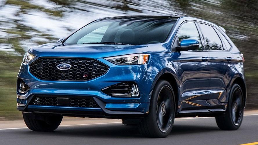 La Ford Edge 2020 precio en México tiene un aspecto elegante y marcha bien equipada en el exterior