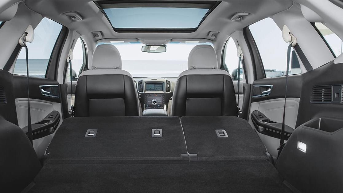 La Ford Edge 2020 precio en México presume una cabina muy amplia