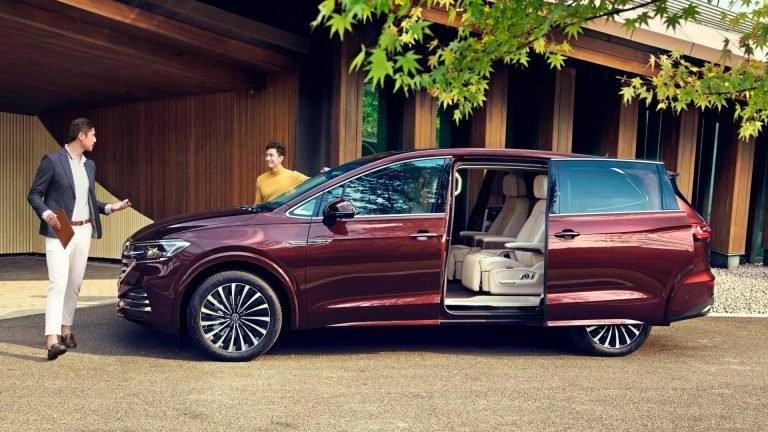 La Volkswagen Viloran solo se venderá en territorio chino