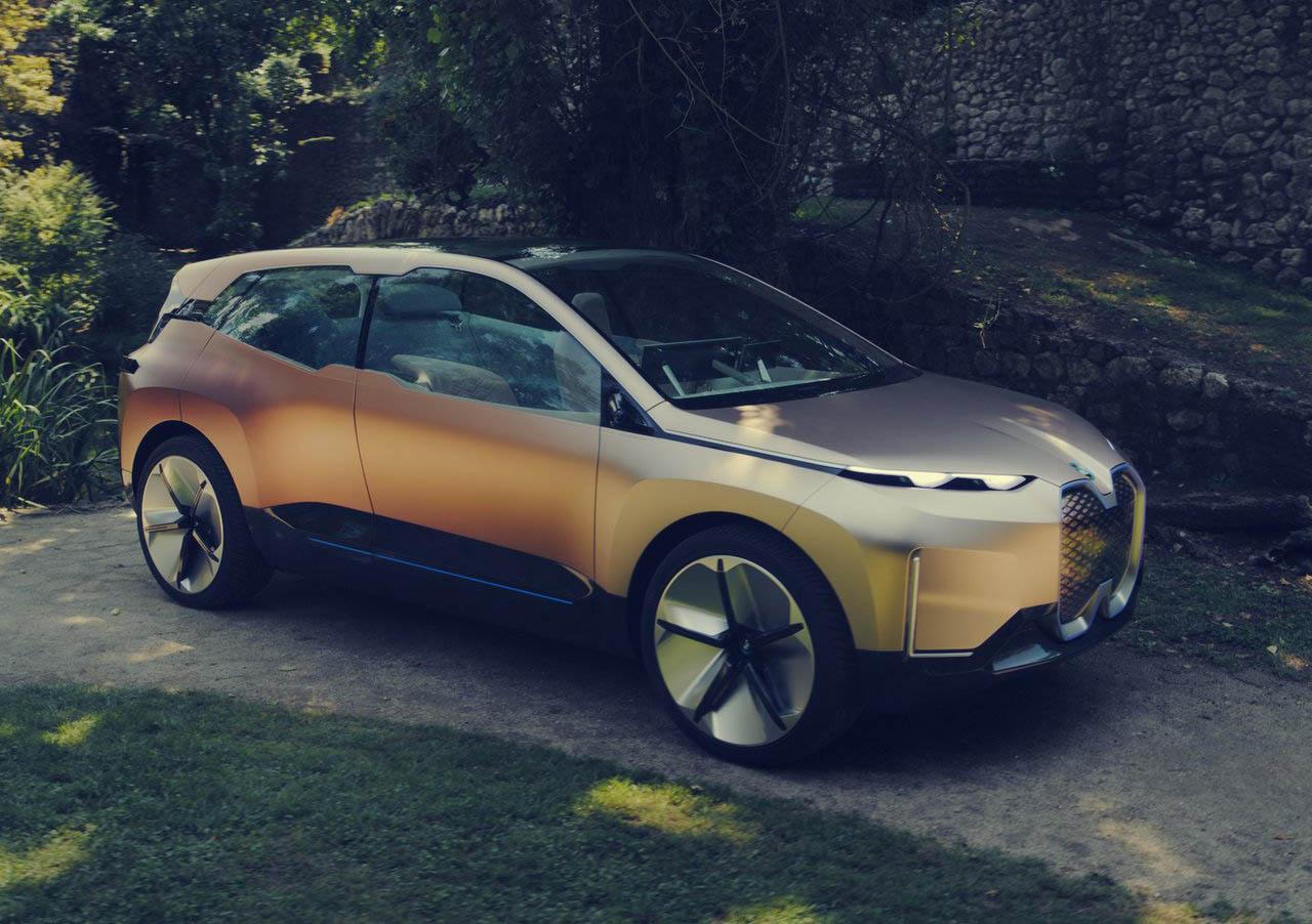 La BMW iNext 2021 tendría asistencia de voz