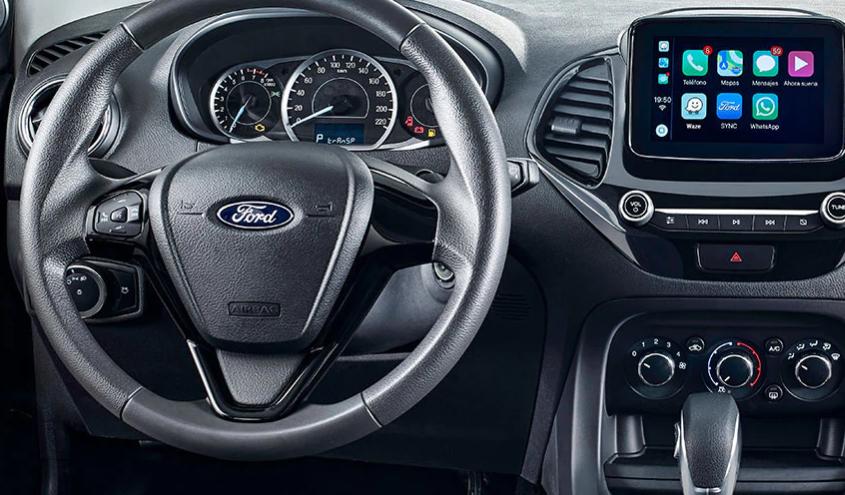 Ford Figo 2020 precio en México