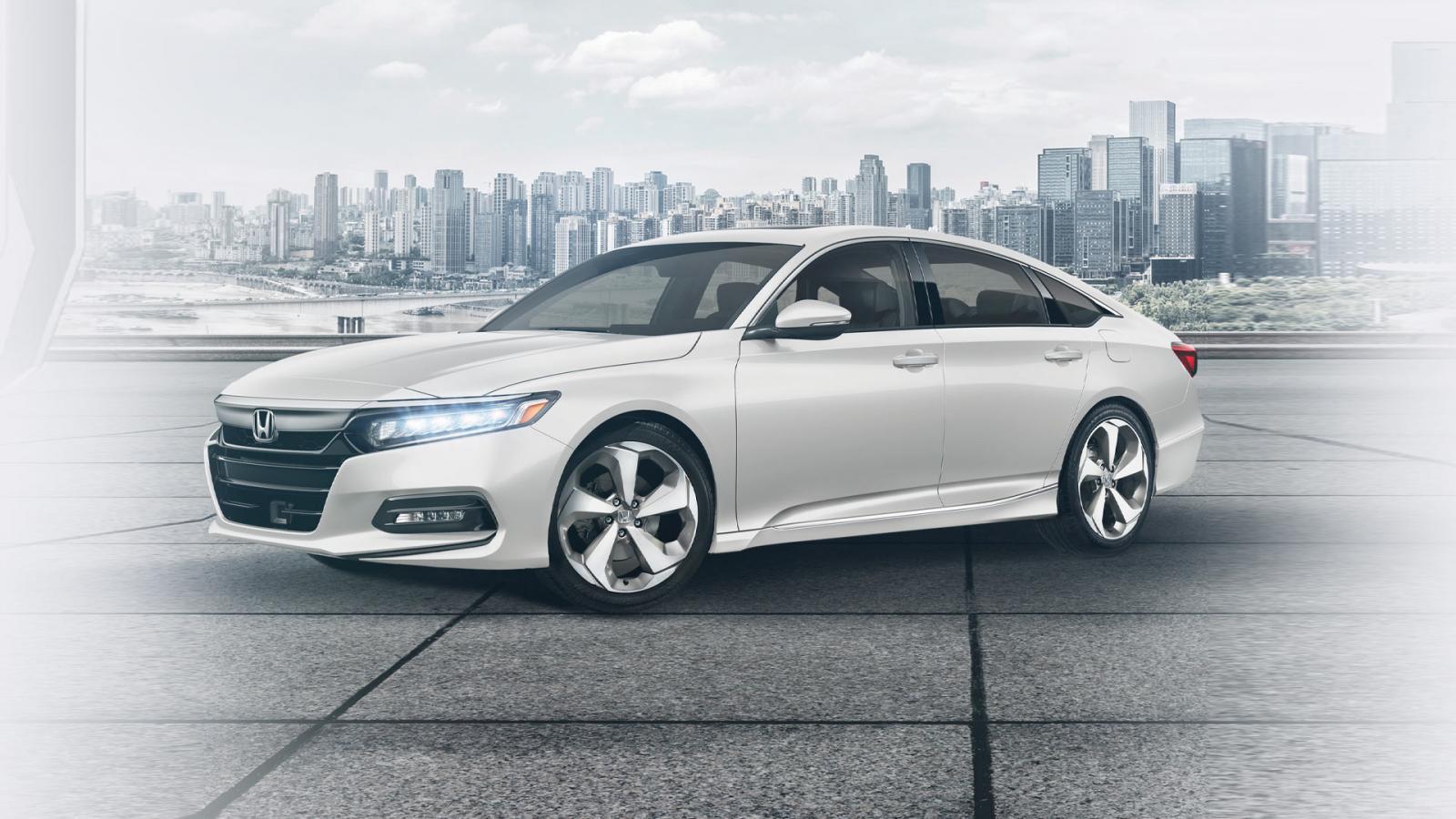 El Honda Accord Touring 2020 inspira confianza