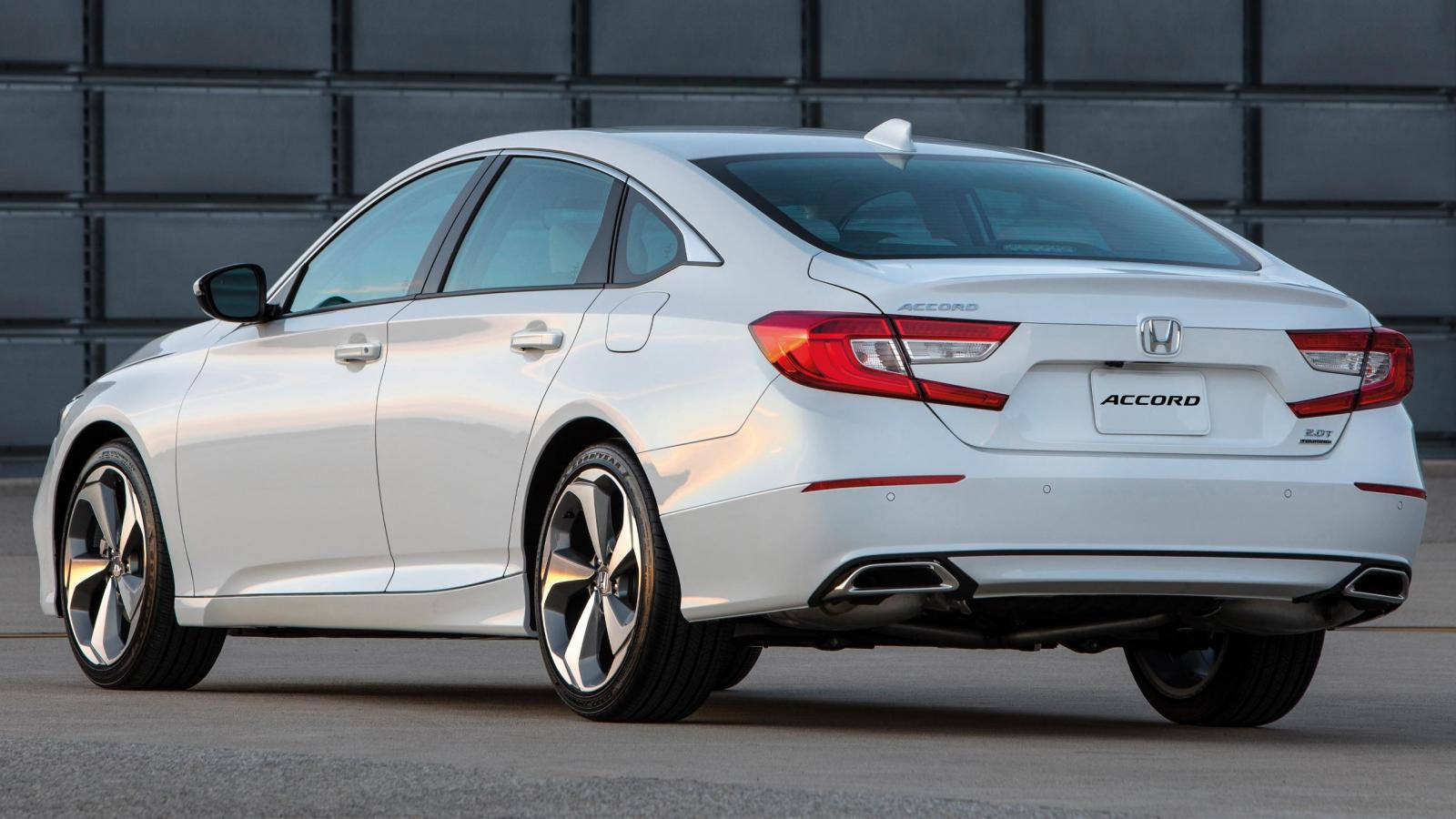 El Honda Accord Touring 2020 se oferta en el país en 3 versiones