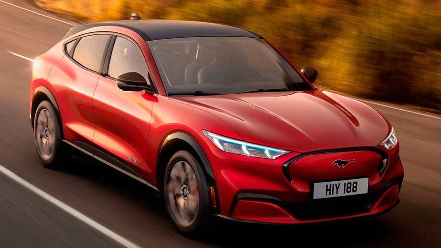 Ford fijó como meta la producción de 50,000 unidades de su SUV eléctrica en el primer año