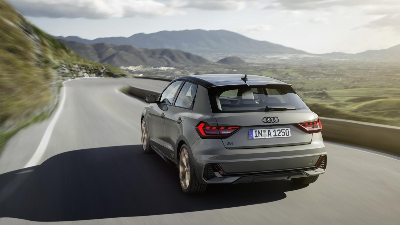 Audi A1 Sportback S line 2020 resena opiniones