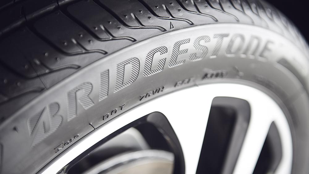 Bridgestone implementa uso a gran escala de material recuperado de neumáticos viejos