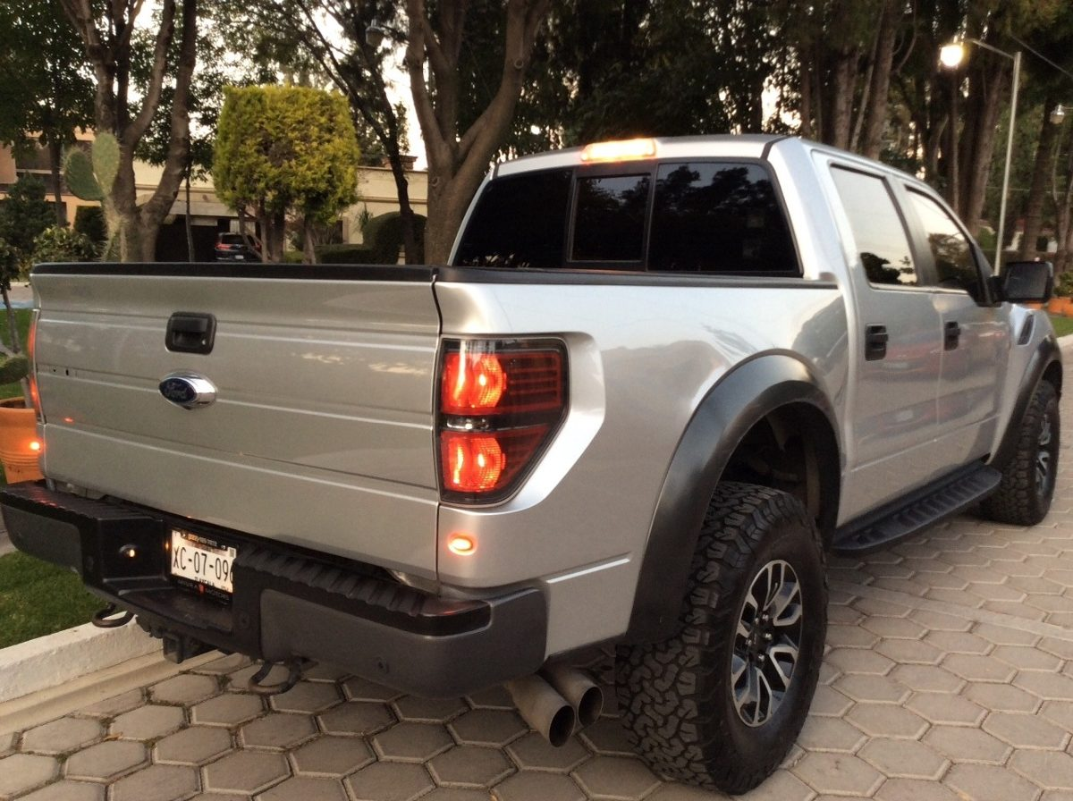 Se Vende Un Ford Lobo Raptor De Segunda Mano 1115677