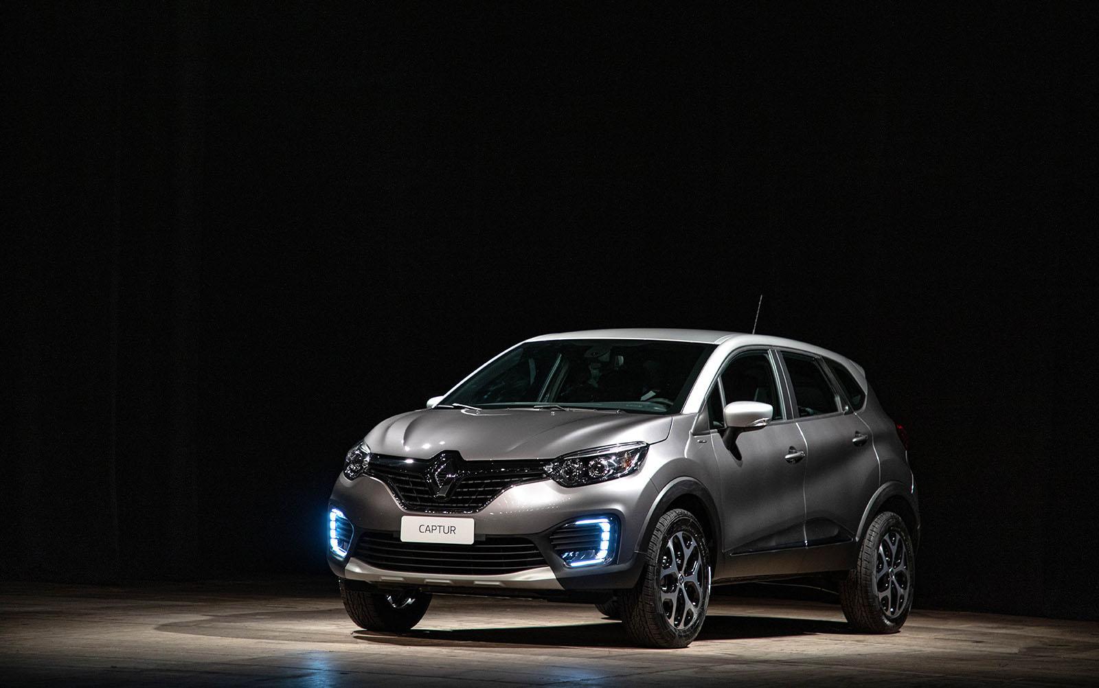 La Renault Captur Bose 2020 ya está disponible en México